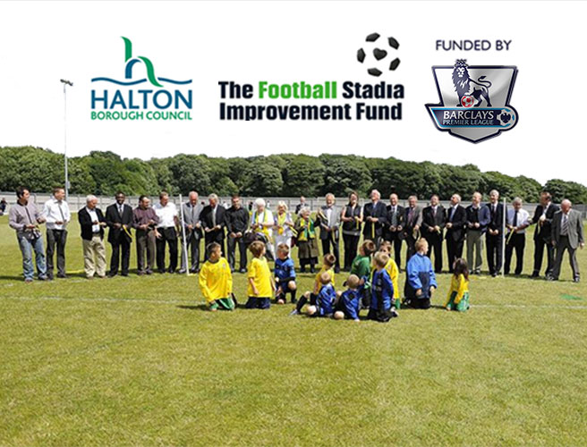 Halton Borough Council - Football Stadia Improvement Fund - Premier League