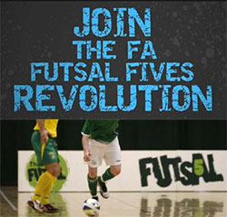 Join the FA Futsal Revolution at Brookvale Recreation Centre in Murdishaw - Runcorn