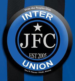Inter Union Junior Football League Club - Before merging with Runcorn Linnets