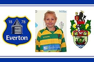 Everton signing