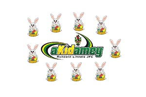 Halton aKidamey breaks for Easter