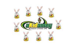 Halton aKidamey breaks for Easter