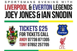 EFC and LFC former players in Runcorn