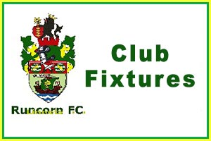 The latest football fixtures for Runcorn Linnets junior teams