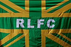 Runcorn Linnets 1st Team flag