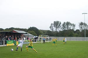 Millbank Linnets Stadium match