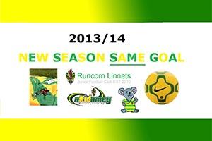 New season 2013 to 2014