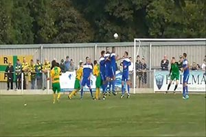 FA Cup home win against Cammell Laird