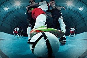 Linnets Futsal League in Halton, Liverpool C.R.