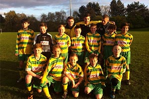 Halton and District Under 11s Junior Football League Champions