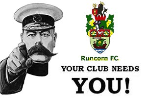 Runcorn Linnets Junior Football Club needs new players