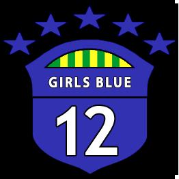 Girls U12 Blue