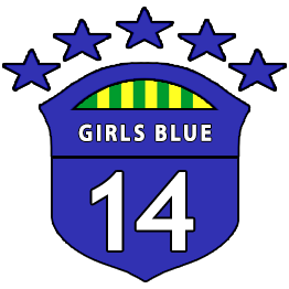 Girls U14 Blue