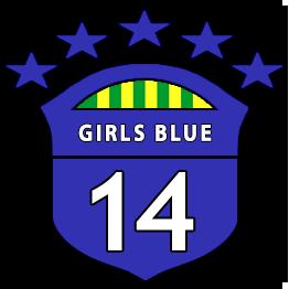 Girls U14 Blue