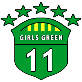 Girls U11 Green