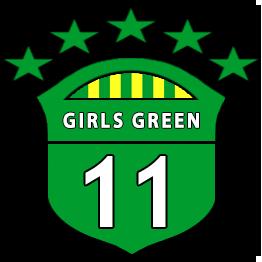 Girls U11 Green