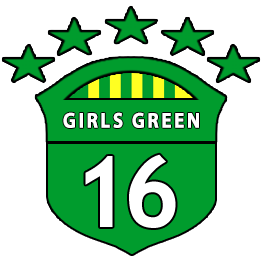 Girls U16 Green