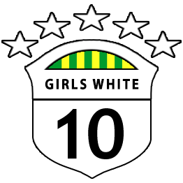 Girls U10 White