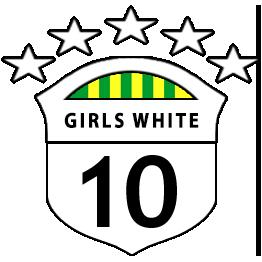 Girls U10 White