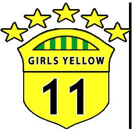 Girls U11 Yellow