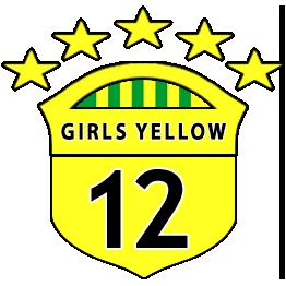 Girls U12 Yellow