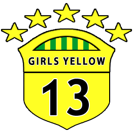 Girls U13 Yellow