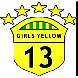 Girls U13 Yellow