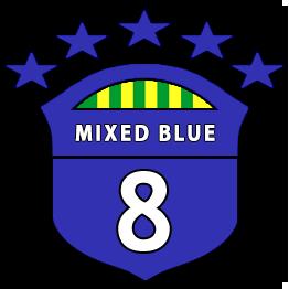Boys U8 Blue