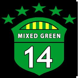 Boys U14 Green