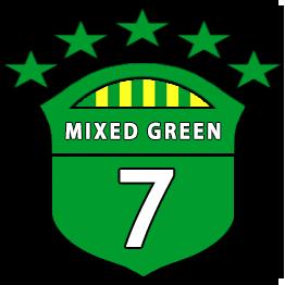 Boys U7 Green