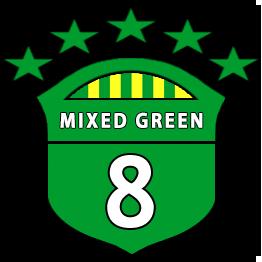 Boys U8 Green
