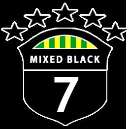 Boys U7 Black