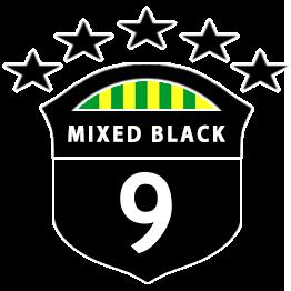 Boys U9 Black