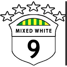 Boys U9 White